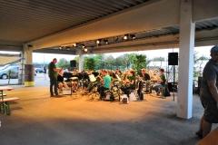 Tag der Blasmusik im Kraftwerk Theiß